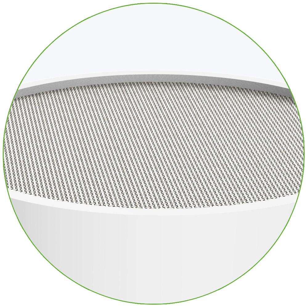 Filtre réutilisable de récuparation des poux